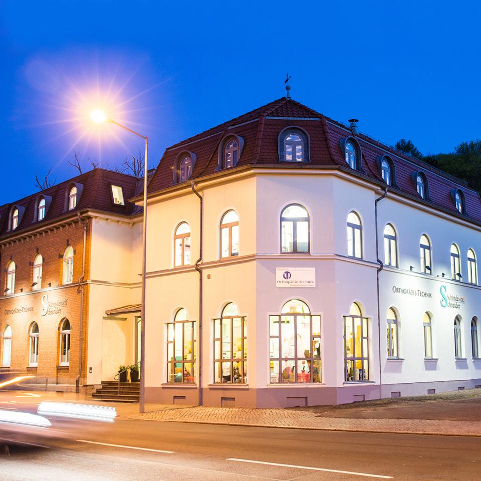Sanitätshaus und Orthopädietechnik Schindewolf + Schneider